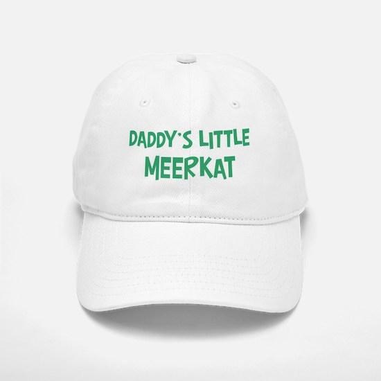 Daddys little Meerkat Cap