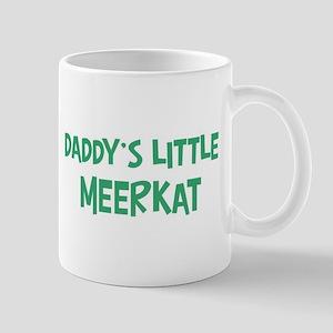 Daddys little Meerkat Mug