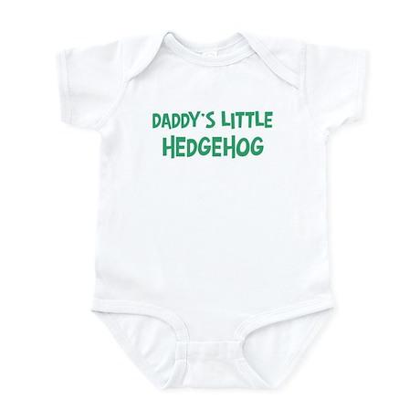 Daddys little Hedgehog Infant Bodysuit