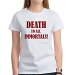 Death_2_Immortals Women's T-Shirt