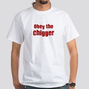 Obey the Chigger White T-Shirt