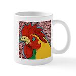Bright Rooster Mug