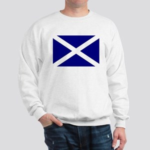 Scotland St. Andrew Flag 4 Sweatshirt