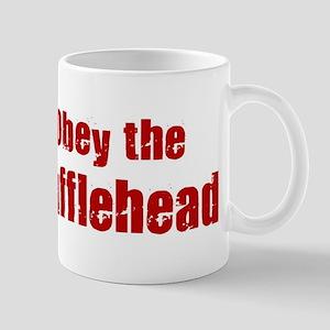 Obey the Bufflehead Mug