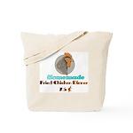 Vintage Diner Sign Print Tote Bag