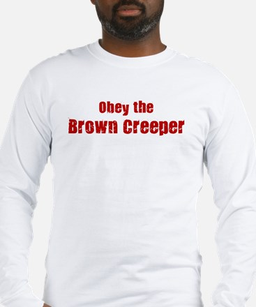 Obey the Brown Creeper Long Sleeve T-Shirt
