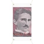 """Tesla-1 38"""" hi image Banner"""