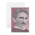 Tesla-1 Greeting Cards (Pk of 10)