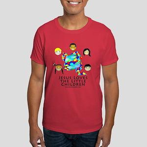Jesus Loves Dark T-Shirt