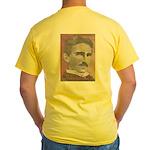 Tesla-1 Yellow T-Shirt