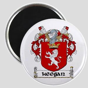 """Keegan Coat of Arms 2.25"""" Magnet (10 pack)"""