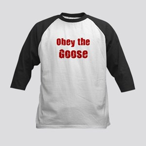 Obey the Goose Kids Baseball Jersey