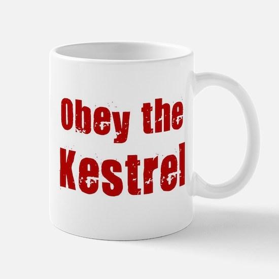 Obey the Kestrel Mug