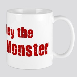 Obey the Gila Monster Mug