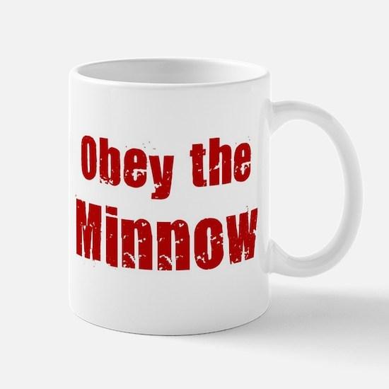 Obey the Minnow Mug