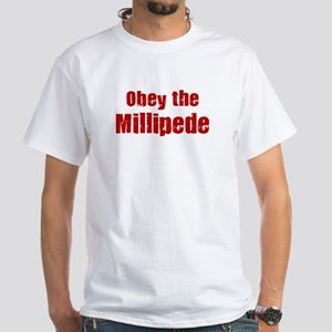 Obey the Millipede White T-Shirt