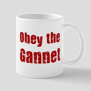 Obey the Gannet Mug