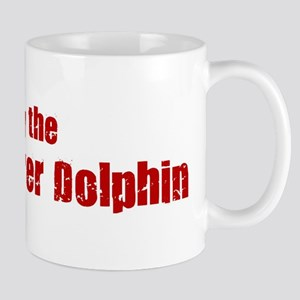 Obey the Ganges River Dolphin Mug