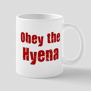 Obey the Hyena Mug