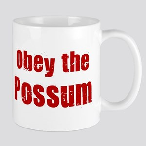 Obey the Possum Mug