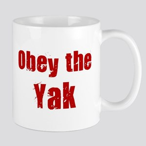 Obey the Yak Mug