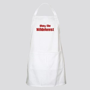 Obey the Wildebeest BBQ Apron