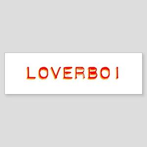 Lover Boi Bumper Sticker
