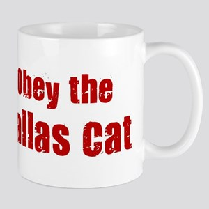 Obey the Pallas Cat Mug