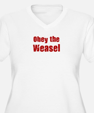 Obey the Weasel T-Shirt