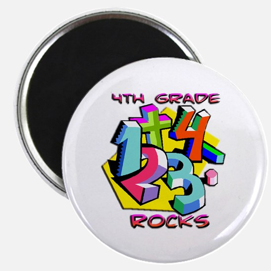 Numbers 4th Grade Magnet
