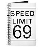 Speed Limit 69 Journal