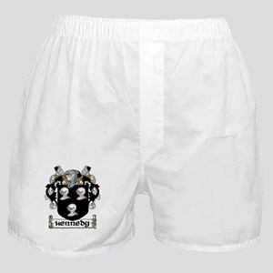 Kennedy Coat of Arms Boxer Shorts