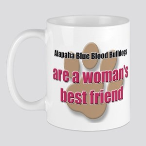 Alapaha Blue Blood Bulldogs woman's best friend Mu