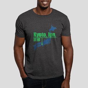 Vintage Kyoto Dark T-Shirt
