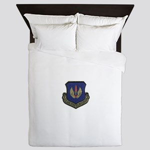 USAFE, united states air forces in eur Queen Duvet