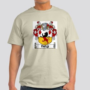 Daly Coat of Arms Light T-Shirt