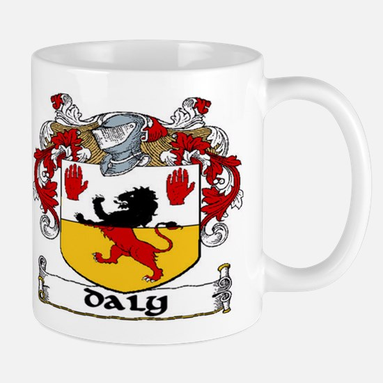 Daly Coat of Arms Mug