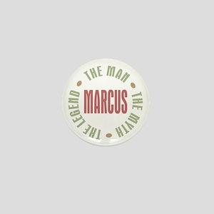Marcus Man Myth Legend Mini Button