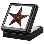 Old #1 Wiki Barnstar Keepsake Box