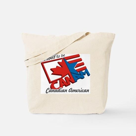 """CANAM"" Tote Bag"