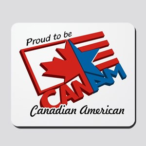 """CANAM"" Mousepad"