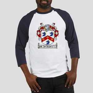 McDermott Coat of Arms Baseball Jersey