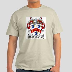 McDermott Coat of Arms Light T-Shirt