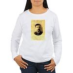 Jim Masterson Women's Long Sleeve T-Shirt