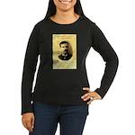 Jim Masterson Women's Long Sleeve Dark T-Shirt