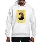 Jim Masterson Hooded Sweatshirt
