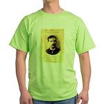Jim Masterson Green T-Shirt