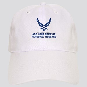 PERSONALIZED U.S. Air Force Logo Baseball Cap
