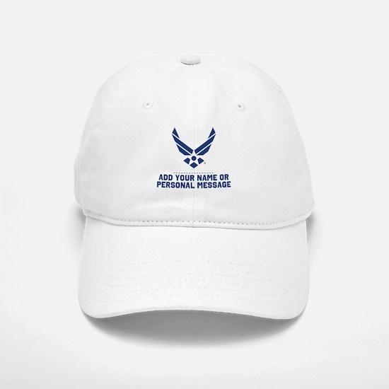 PERSONALIZED U.S. Air Force Logo Baseball Baseball Baseball Cap