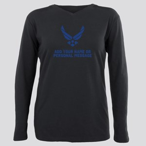 PERSONALIZED U.S. Air Force Logo T-Shirt